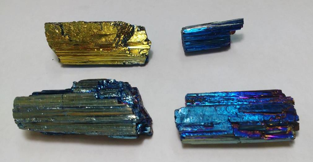 Stones from Uruguay - Titanium Flame Aura Tourmaline for Setting of Jewelries
