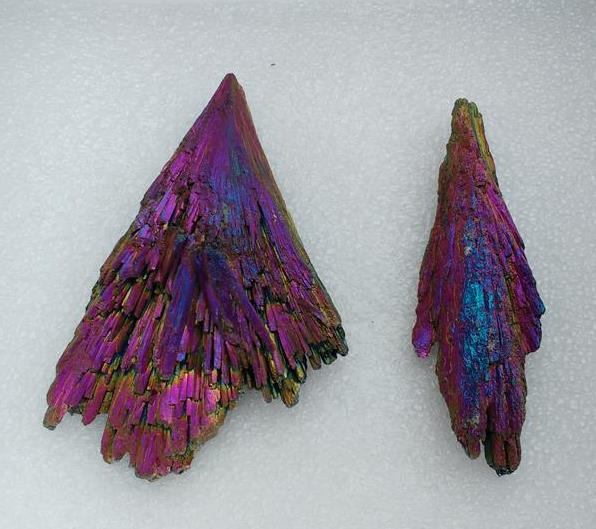 Stones from Uruguay - Rainbow Aura Black Kyanite