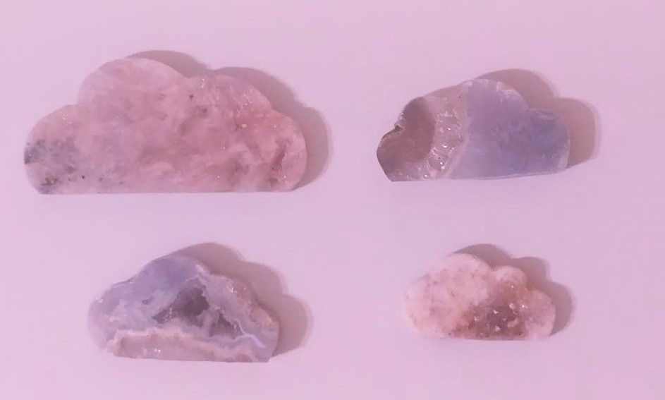 Stones from Uruguay - PINK AMETHYST CLOUDS PINK AMETHYST CRYSTAL CLOUD - PINK AMETHYST DRUZY CLOUD